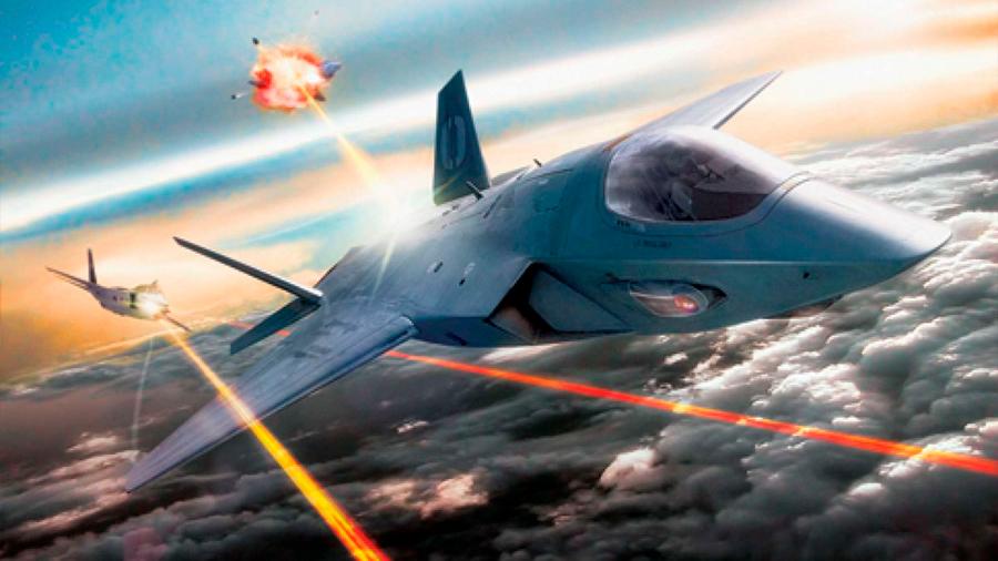 EU prueba un prototipo de láser para aviones que derriba misiles