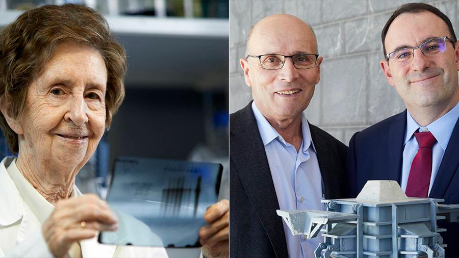 Tres investigadores españoles, finalistas del Premio Inventor Europeo 2019