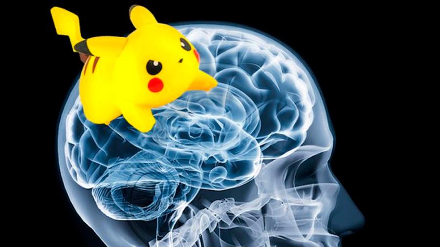 Si has jugado Pokémon, puedes tener un 'Pokédex' en tu cerebro