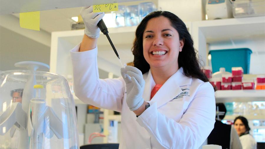 Logran investigadores mexicanos diagnóstico temprano de cáncer de mama con nanopartículas luminiscentes