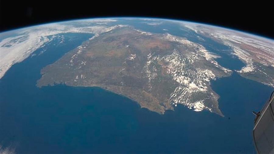 Hallan señales de que la corteza terrestre se separa junto a la Península Ibérica