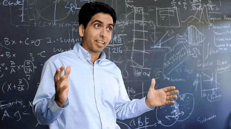 Salman Khan, el maestro con 60 millones de alumnos en el mundo