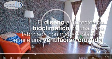 """Crea ingeniero mexicano """"madera plástica"""" para construir casas resistentes a sismos"""