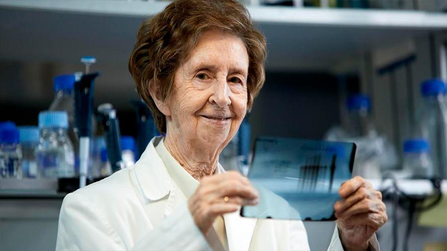 La española Margarita Salas, finalista del Premio Inventor Europeo 2019
