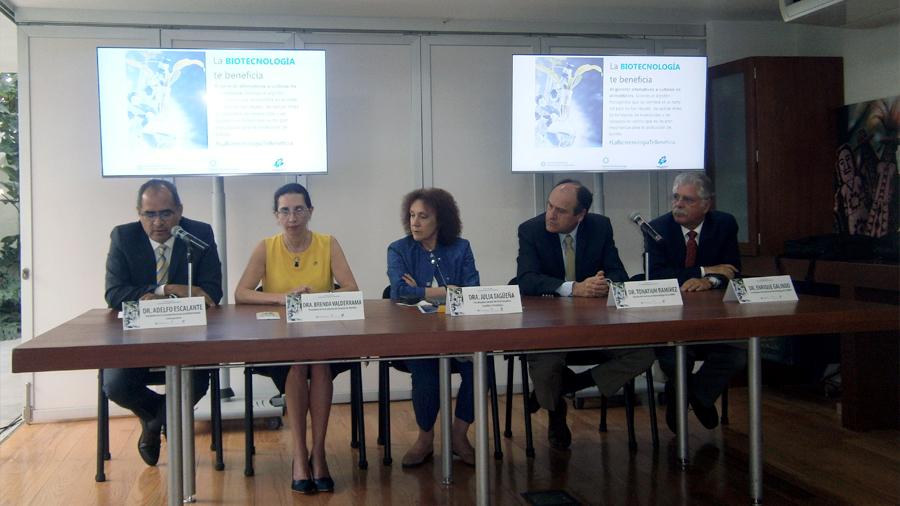 México: lanzan científicos mexicanos campaña en pro de la biotecnología