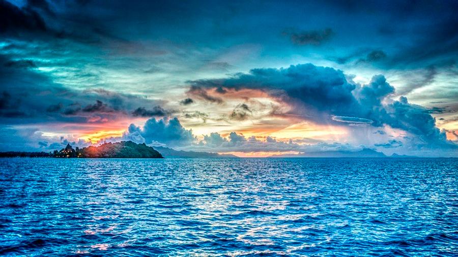 Microorganismos hallados en el océano Pacífico son capaces de respirar arsénico