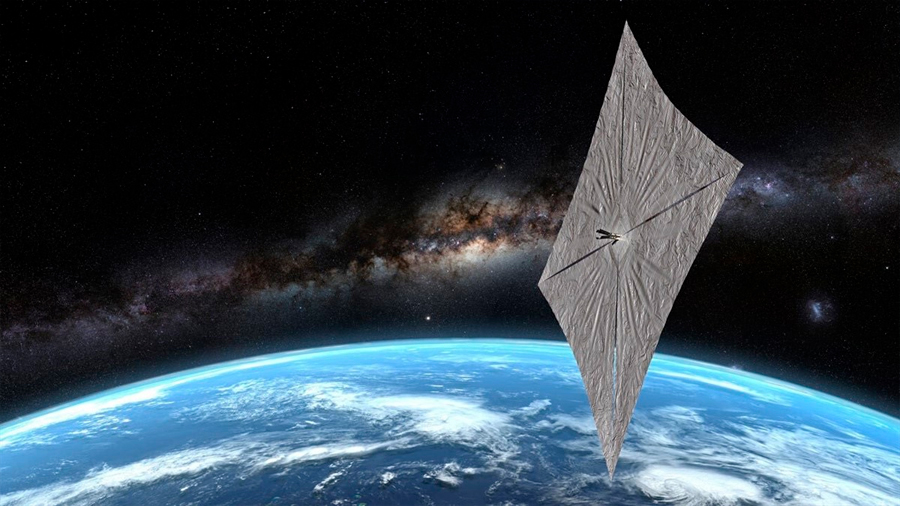 Lanzarán el primer satélite elevado a órbita con luz solar el 22 de junio