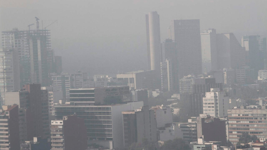 México, cuarto lugar en el ranking de aire más contaminado del mundo
