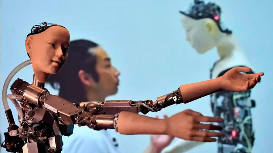 La inteligencia artificial puede gestionar la salud del orbe, según una exposición