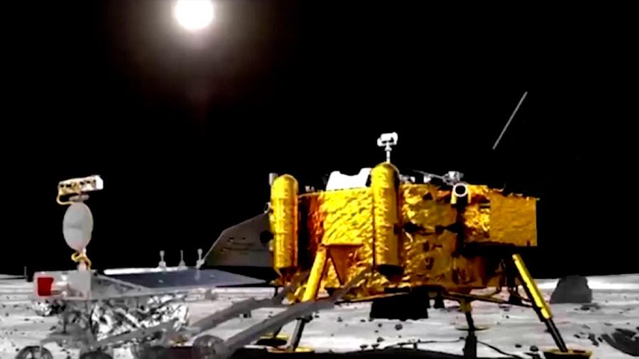 El rover chino Yutu-2 desentraña la composición del manto lunar [VIDEO]
