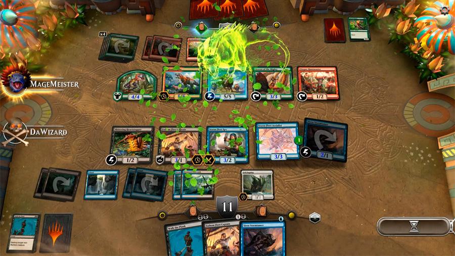'Magic' se alza como el juego real más complejo del mundo: no hay algoritmo que determiné ganador