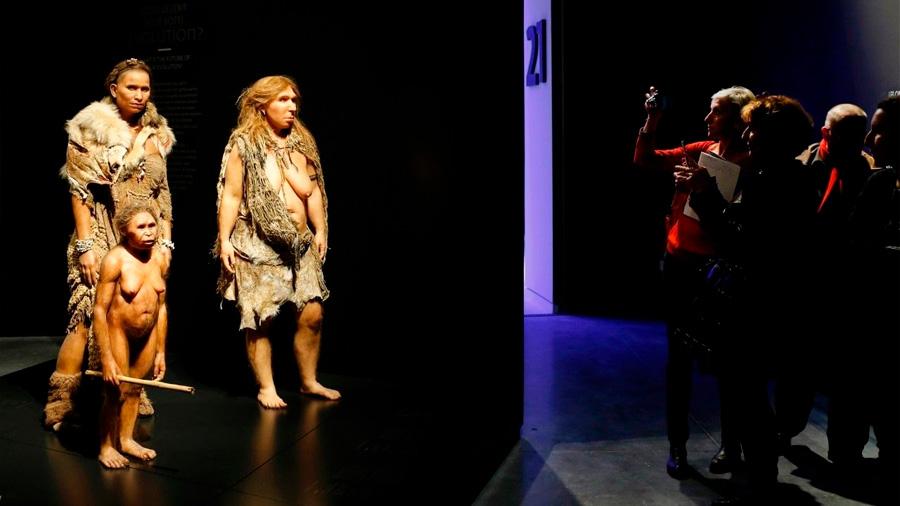 El humano moderno se separó del neandertal antes de lo que se creía