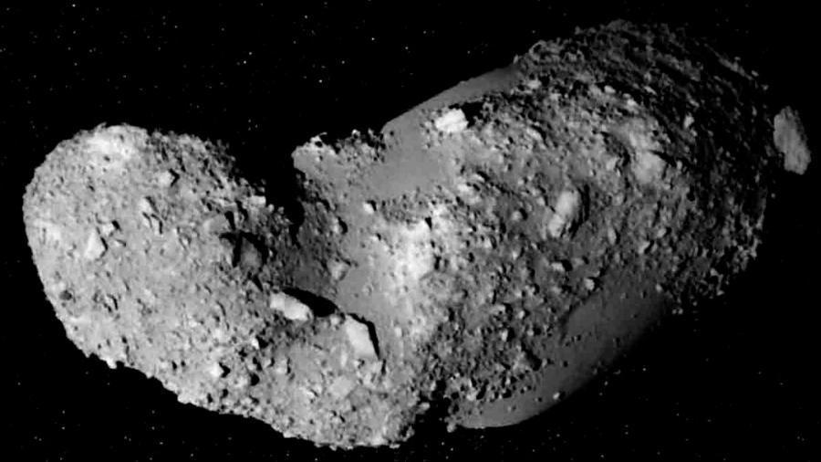 El agua del asteroide Itokawa es igual que la de los océanos de la Tierra