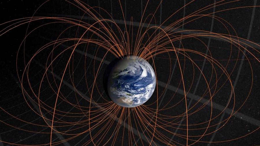 Sorpresa científica por el rápido desplazamiento del norte magnético