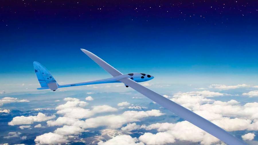 Perlan 2: el planeador estratosférico que será probado a una altitud de 27 mil metros en Argentina