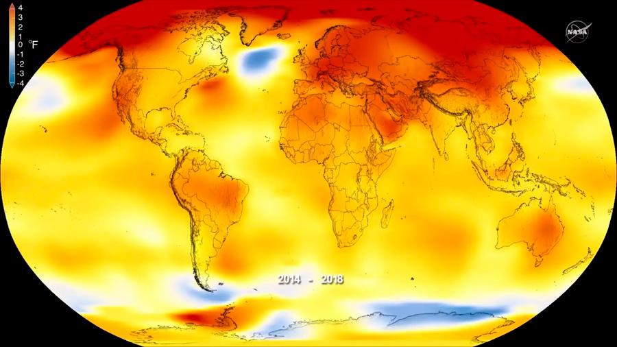 Temperatura global podría aumentar de 3 a 5 grados: el Nobel mexicano Mario Molina