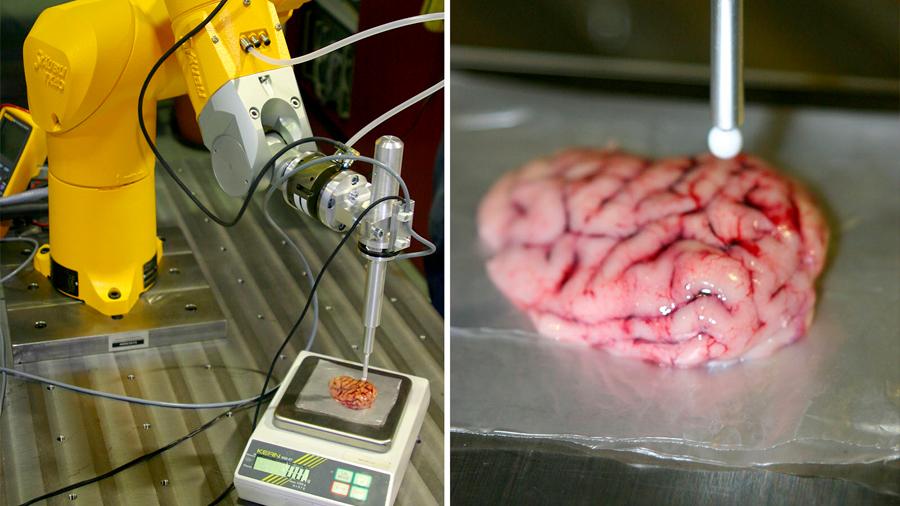 Mexicano diseña bisturí inteligente que detecta tumores cerebrales