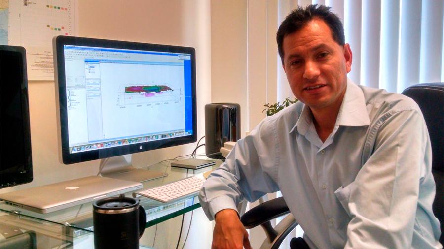 Sociedad de Geofísicos mundial premia a mexicano por innovar metodo en exploración de subsuelos