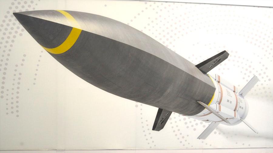 EU probó con éxito una destructora ojiva táctica de misiles hipersónicos