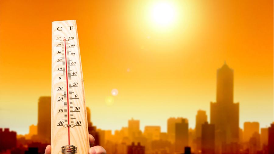 Segundo abril más cálido en el mundo en 140 años de registros