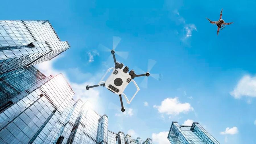 NASA plantea problemáticas a resolver ante creciente uso de drones en las grandes ciudades: 400 mil en EUen 2020