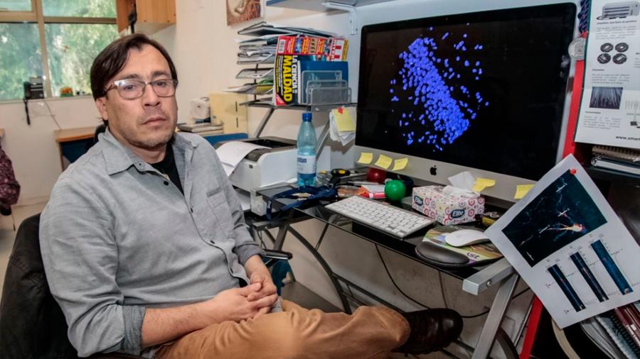 Investigador chileno patenta compuesto capaz de tratar el Alzheimer