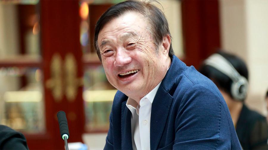 """Ren Zhengfei, fundador de Huawei: """"Apple es mi maestro. ¿Por qué me debería oponer a mi maestro?"""""""
