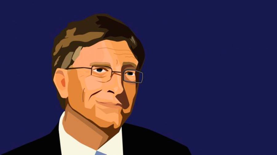 Bill Gates te recomienda 5 disruptivos libros para este verano