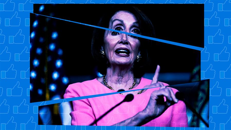 Por qué Facebook lleva razón al no borrar el vídeo manipulado de Pelosi