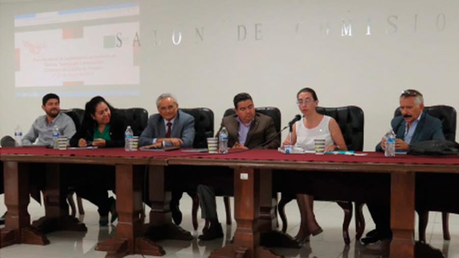 Foro de Análisis del Plan Nacional de Desarrollo 2019-2024 en el Congreso de Morelos