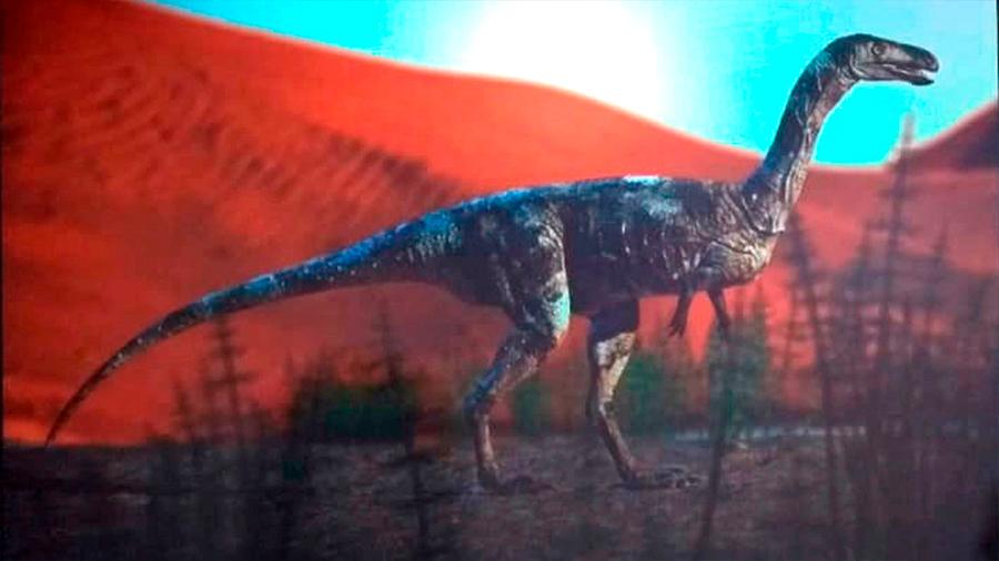 Descubren en Brasil una nueva especie de dinosaurio carnívoro