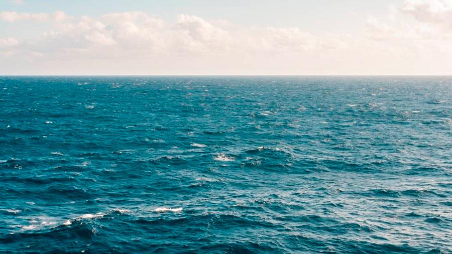 Descubren porqué una zona del Océano pacífico es inmune al calentamiento global