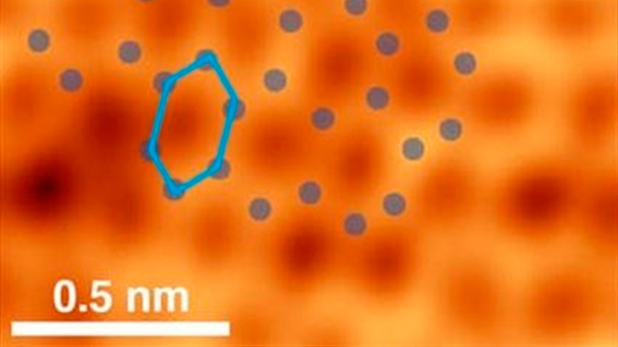 Una técnica láser desbloquea el potencial del grafeno en electrónica