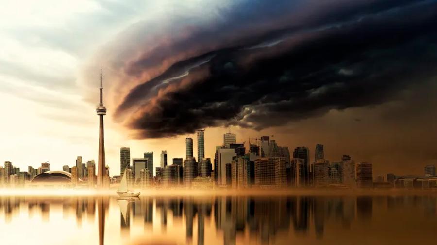 Las grandes ciudades están creando sus propias nubes