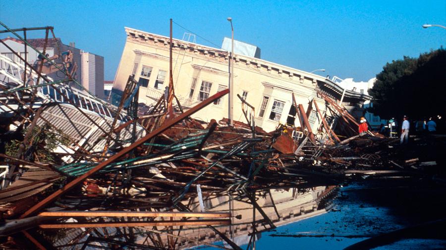 El GPS puede mejorar la alerta de un incipiente gran terremoto