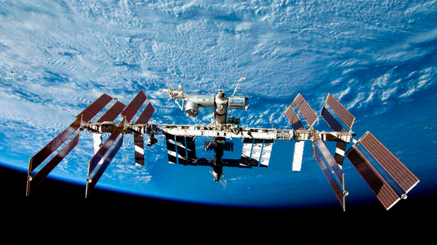 Estación Espacial en riesgo de ser golpeada por 'chatarra' de satélite indio