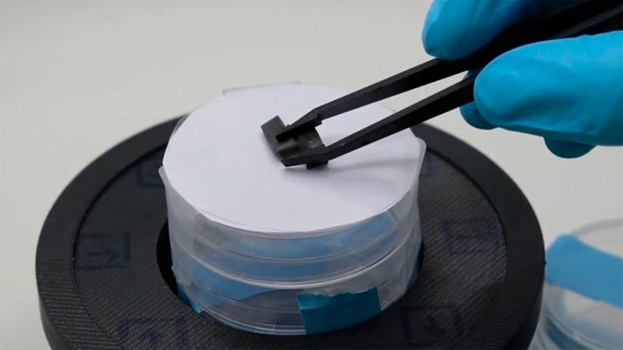 Logran nuevo material con memoria de forma que se activa por magnetismo