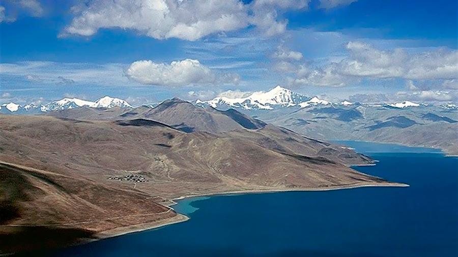 'El techo del mundo' que constituye la meseta tibetana se calienta rápidamente