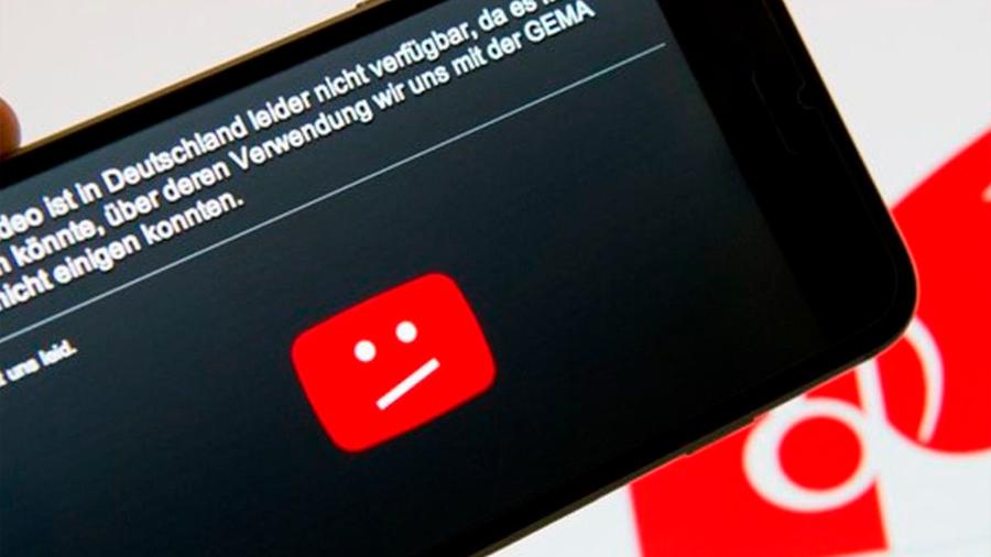 Veta YouTube los vídeos del discurso del odio y el supremacismo