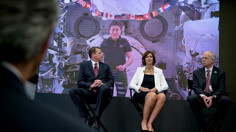 La NASA abrirá la Estación Espacial Internacional a turistas en 2020