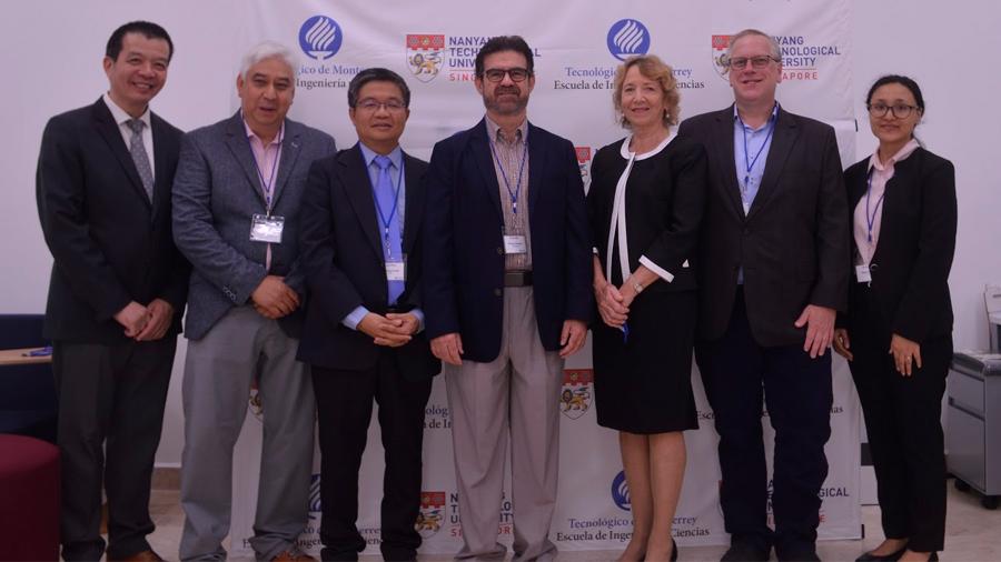 Alianza entre institución mexicana y la universidad número uno de Asia arroja importantes proyectos