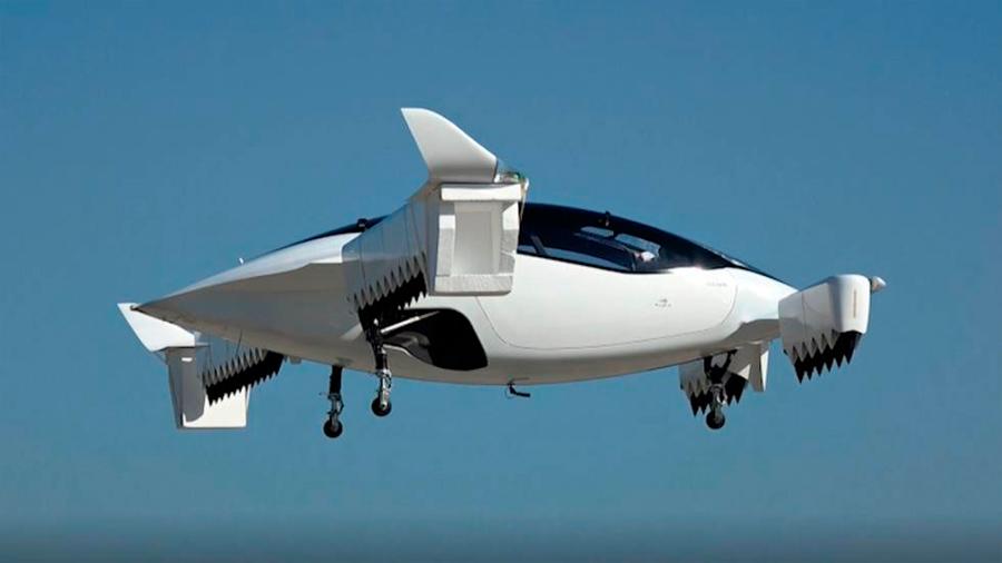El 'taxi volador' pasa su primera prueba en Europa