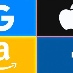 Cuatro formas de destruir el monopolio de Amazon, Google, Apple y Facebook