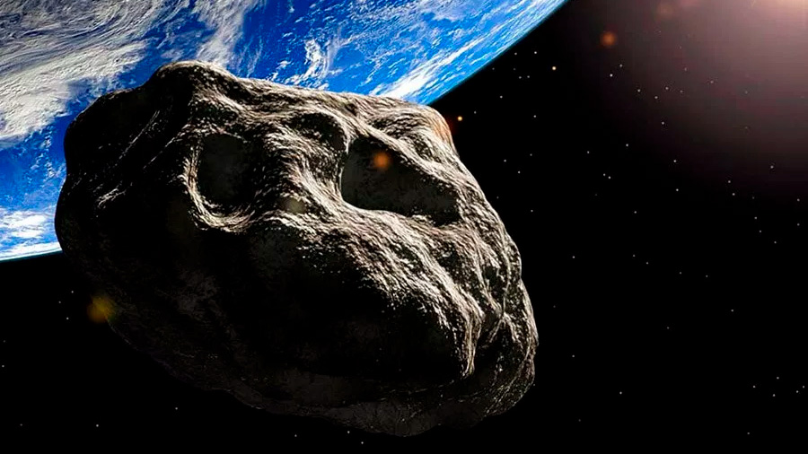 Un asteroide potencialmente peligroso nos visita en septiembre