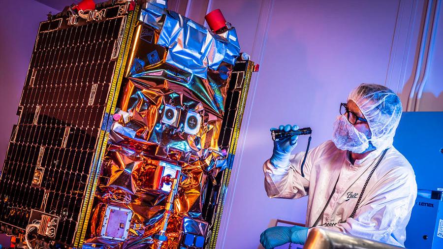 NASA usará combustible 'verde' en sus próximas misiones a la Luna