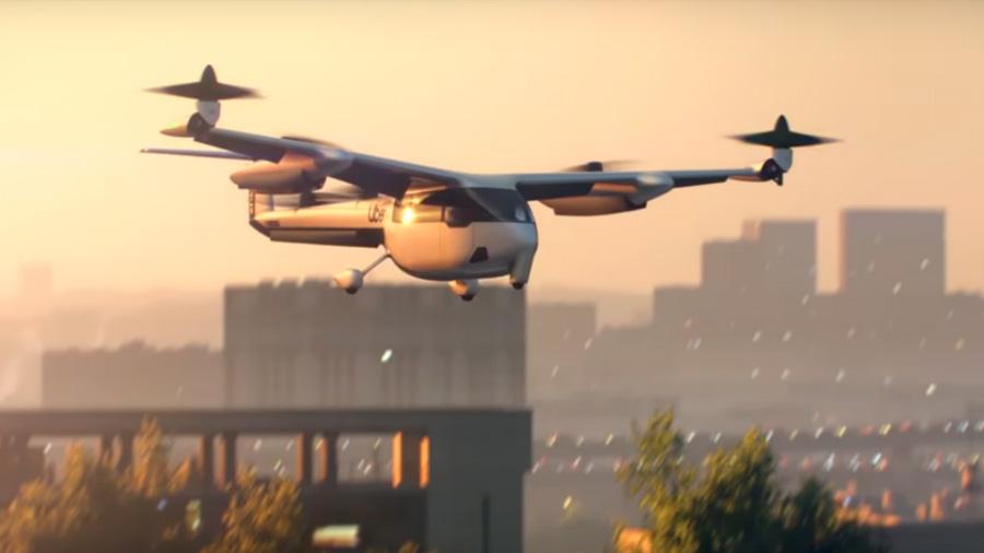 UberAir, el auto volador que apunta a mejorar la movilidad en las grandes ciudades