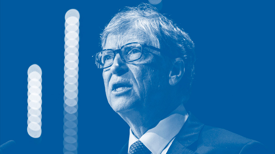Facebook crea una IA que habla igual que Bill Gates (y que cualquiera)