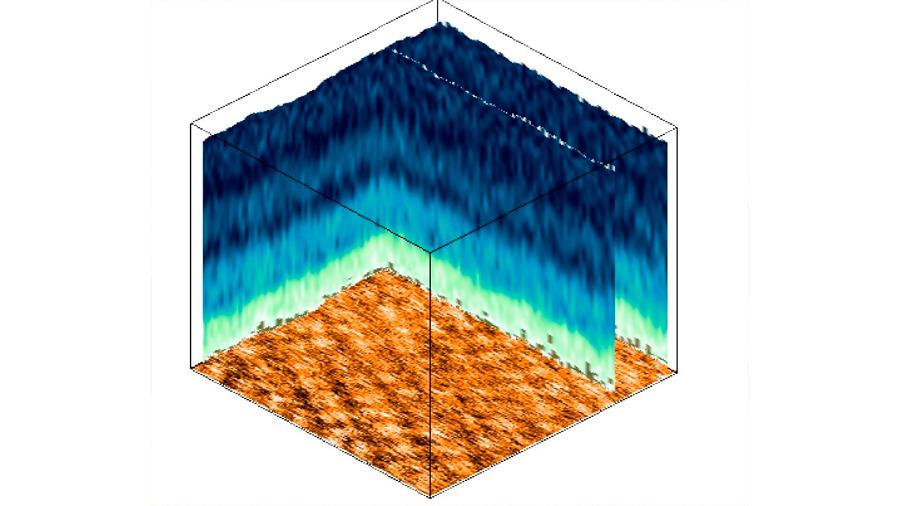 El grafeno es hidrofóbico y expulsa el agua cuando se sumerge