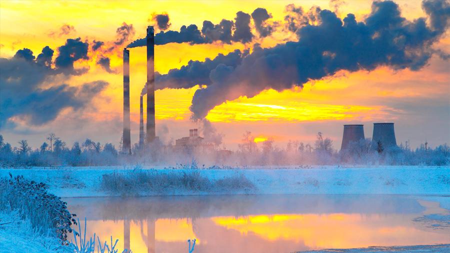 Fotosíntesis artificial para convertir gases de efecto invernadero en plástico