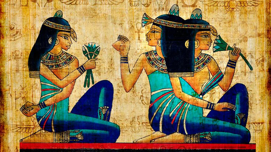 Un antiguo pigmento egipcio se convierte en una solución de ahorro energético